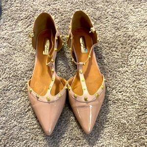 hydrogen nude shoes